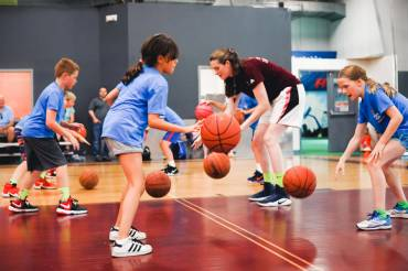 Basketball Winter Clinic (ages 6-14)